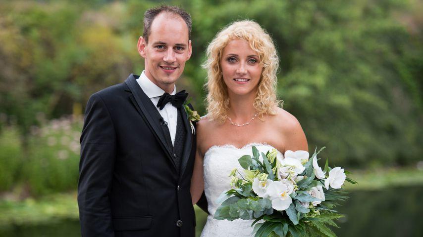 """Steve und Selina, Brautpaar bei """"Hochzeit auf den ersten Blick"""""""