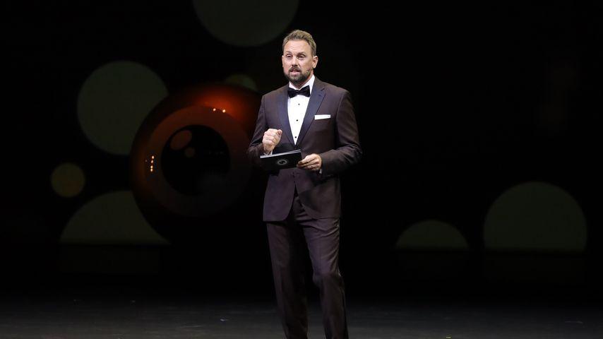 Steven Gätjen im Oktober 2019 in Zürich