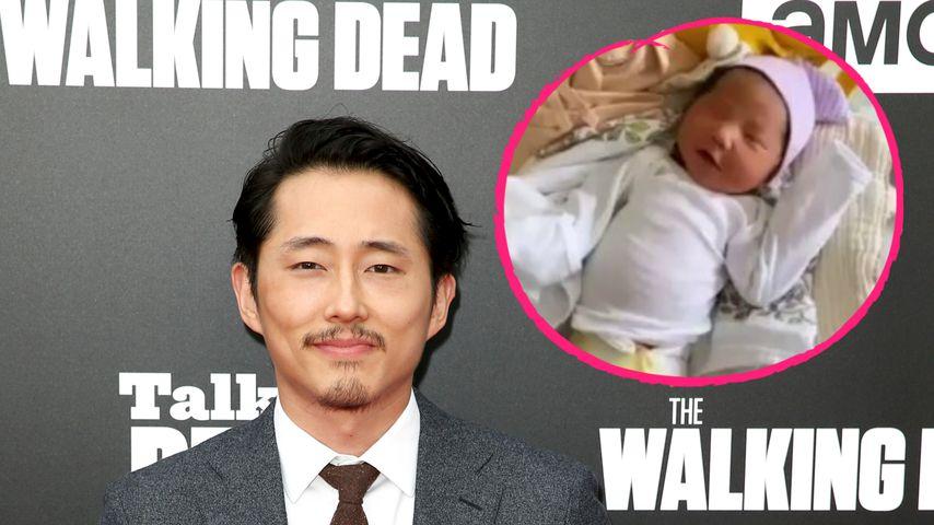 """""""The Walking Dead""""-Steven ist zum zweiten Mal Vater geworden"""