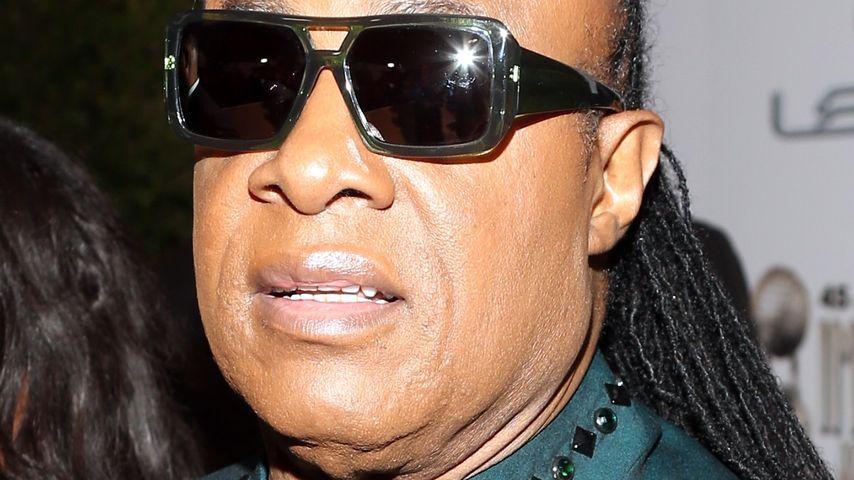 """Stevie Wonder: """"Mein Anwalt nutzte meine Blindheit aus!"""""""