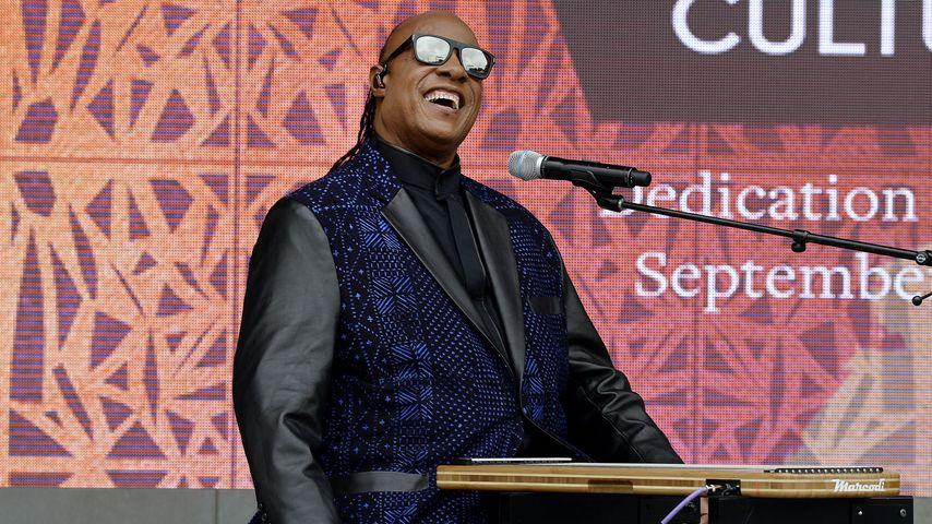 Oscar-Preisträger Stevie Wonder