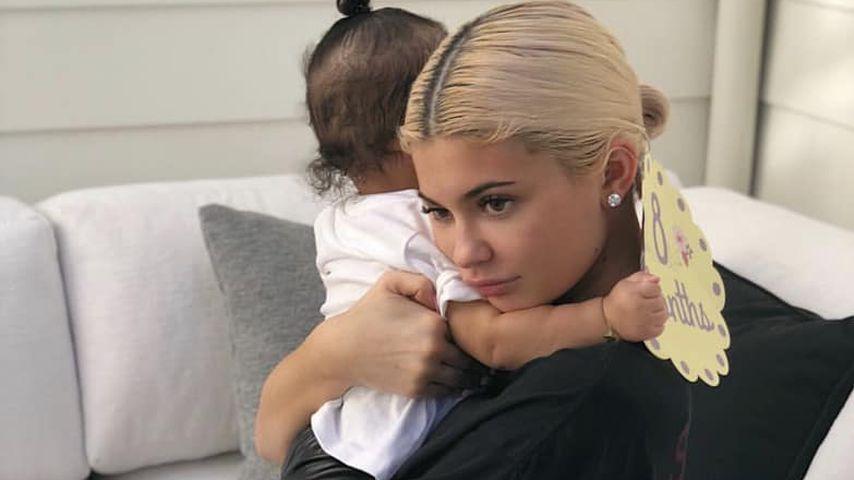 Kylie Jenner wünscht sich ein Schwesterchen für Stormi!