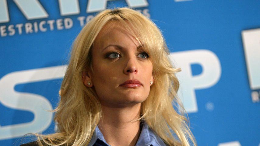 Trump-Affäre Stormy: Ihr Mann reicht die Scheidung ein!