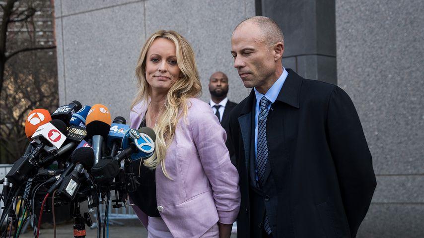 Trump-Affäre Stormy Daniels: Anwalt auf 10 Mio. verklagt