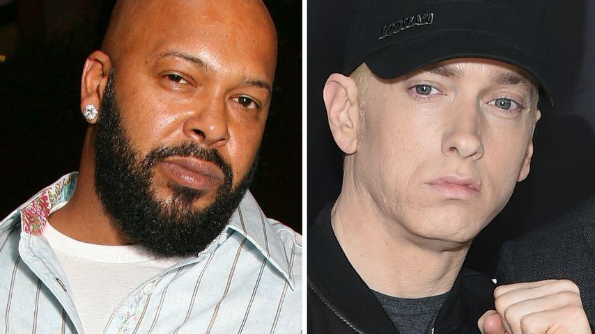 Ex-Security offenbart: Suge Knight wollte Eminem umbringen!