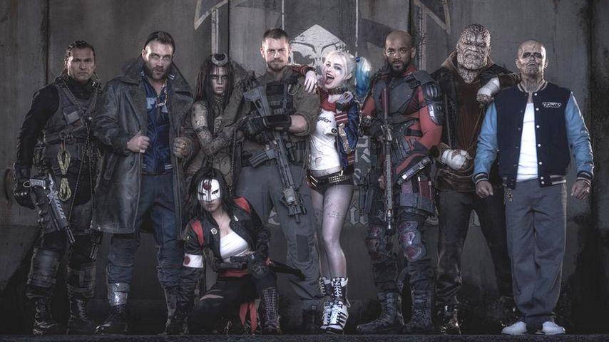 """""""Suicide Squad""""-Team"""