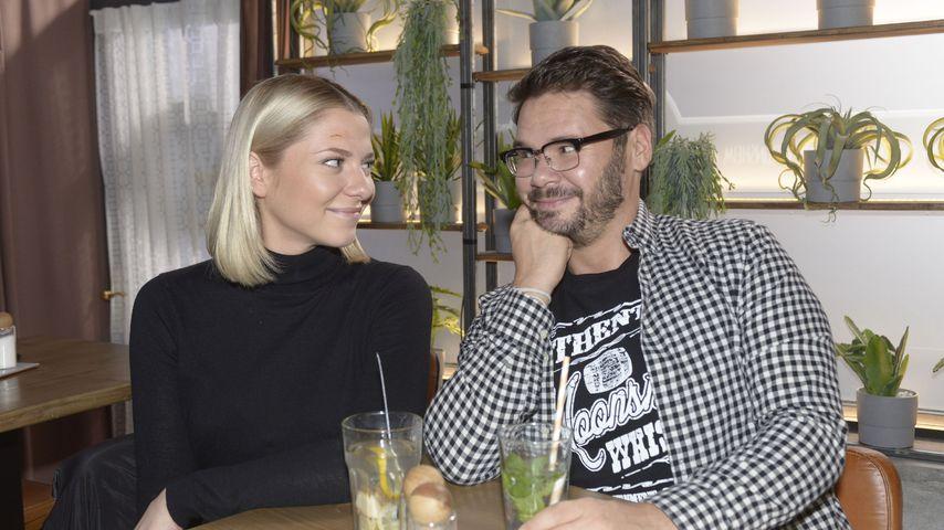 Sunny (Valentina Pahde) und Tuner (Thomas Drechsel), GZSZ-Stars