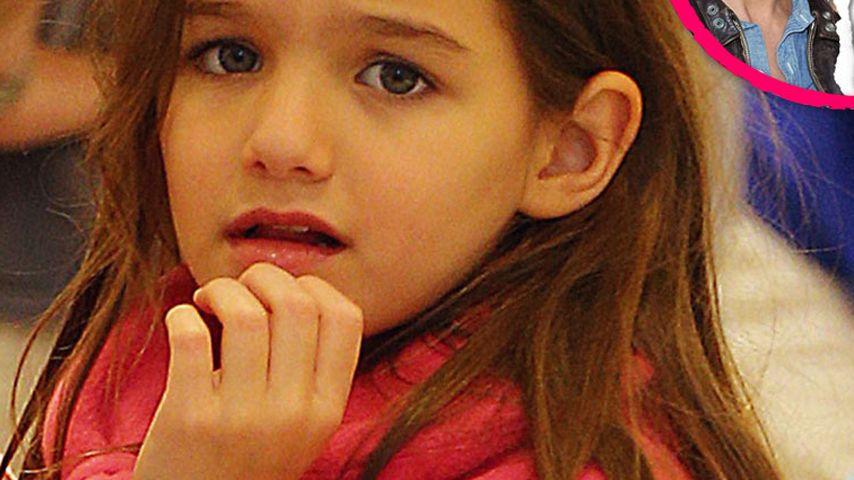 Suri Cruise: Diese Regelungen trafen ihre Eltern