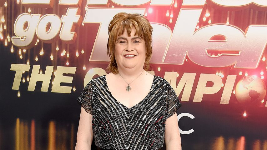 """Britain's Got Talent""-Star Susan Boyle"
