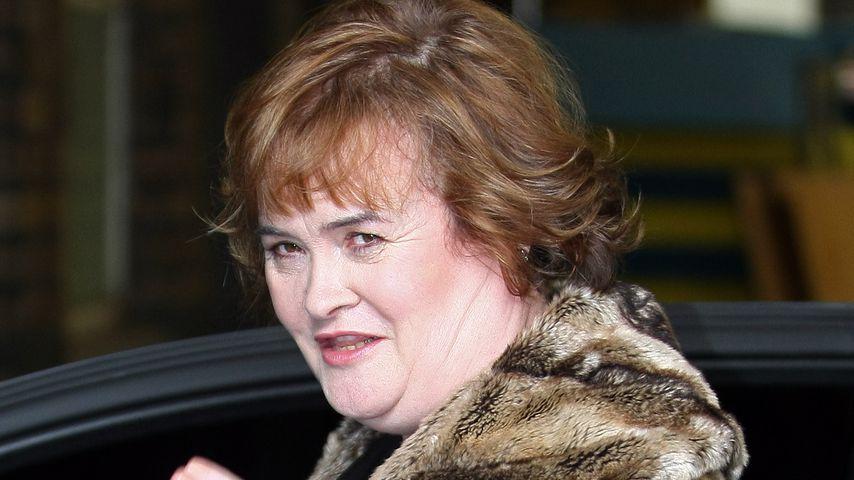 Neuer TV-Auftritt: Susan Boyle fühlt sich missverstanden