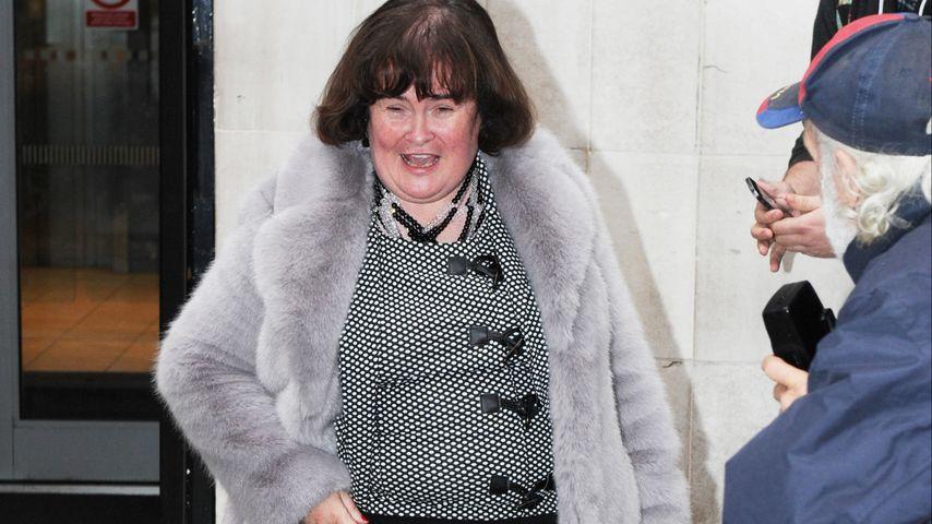 Verliebt! Susan Boyle (53) hat ihren ersten Freund
