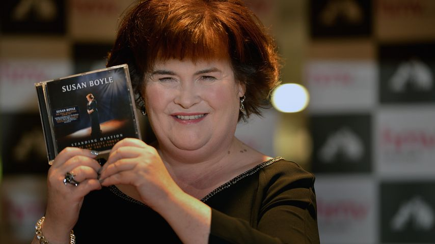 "Susan Boyle, ""Britain's Got Talent""-Star"
