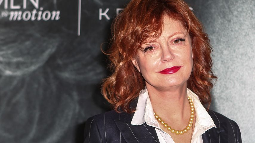 "Susan Sarandon ist beim ""Women Motion Talk"" in Cannes"