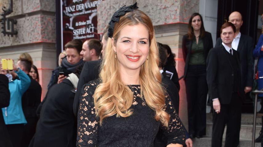 """Susan Sideropoulos auf der """"Tanz der Vampire""""-Premiere 2016 in Berlin"""