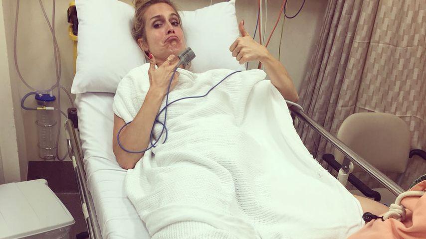 Dschungel-Aus: RTL-Moderatorin Susanna Ohlen im Krankenhaus!