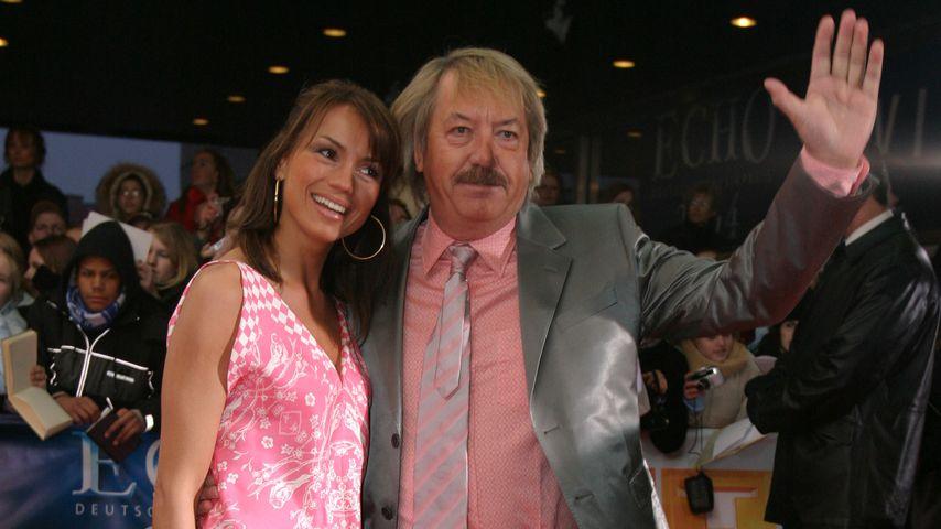 Susanne und Werner Böhm bei der Echo-Verleihung 2004