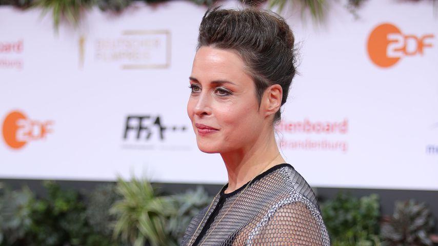 Susanne Wolff beim Deutschen Filmpreis 2019