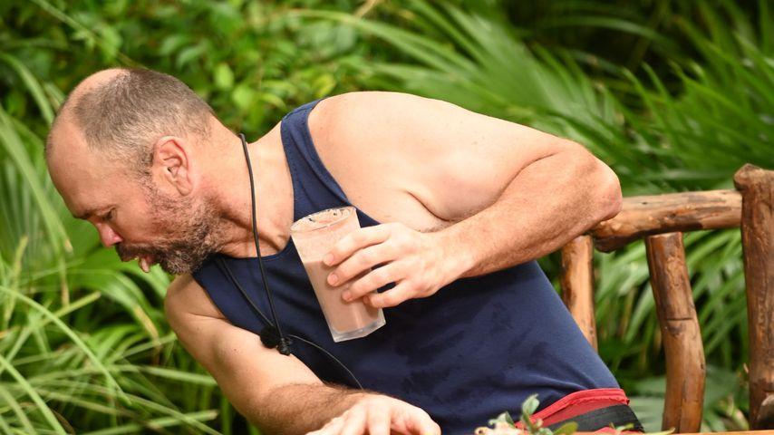 Sven Ottke im Dschungelcamp-Finale 2020
