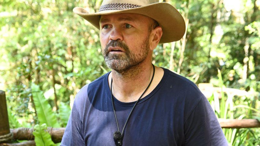 Nicht ausgestrahlt: Sven erlitt im Dschungel Zusammenbruch
