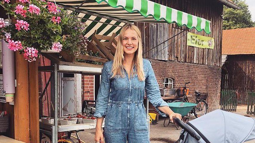 Til Schweigers Ex Svenja Holtmann ist wieder Mama geworden