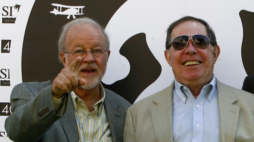Douglas Trumbull und Syd Mead im Oktober 2007