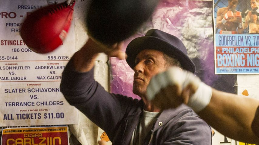 Sylvester Stallone im Film CREED