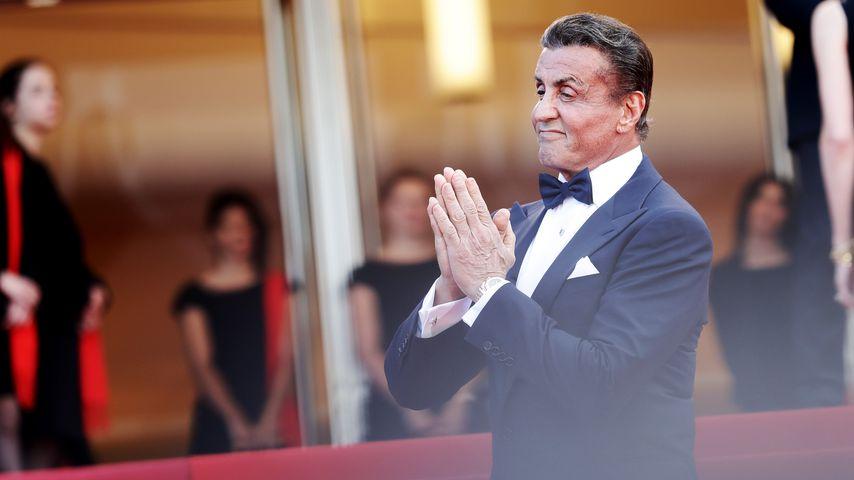 Sylvester Stallone auf dem Cannes Film Festival 2019