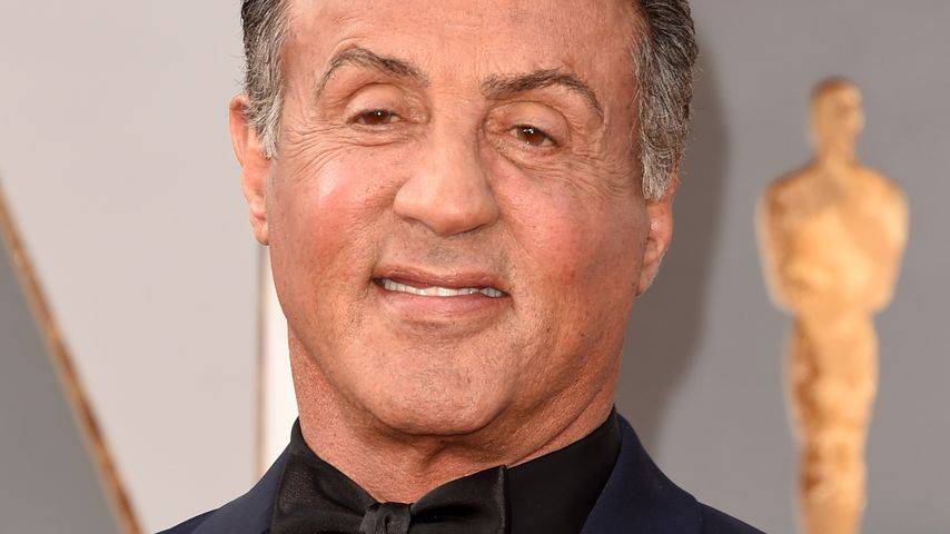 Schauspieler Sylvester Stallone