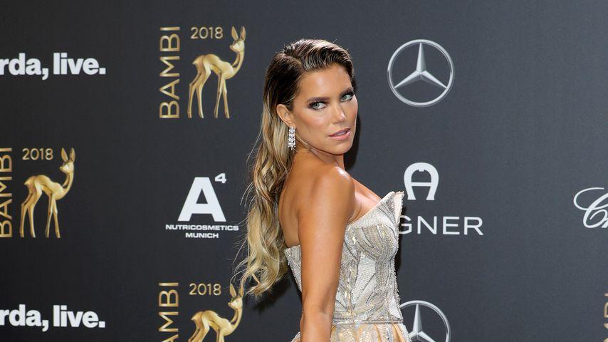 Moderatorin Sylvie Meis bei der Bambi-Verleihung 2018