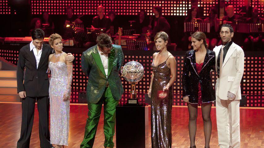 "Sylvie Meis, Daniel Hartwich, Nazan Eckes und Sophia Thomalla bei ""Let's Dance"""