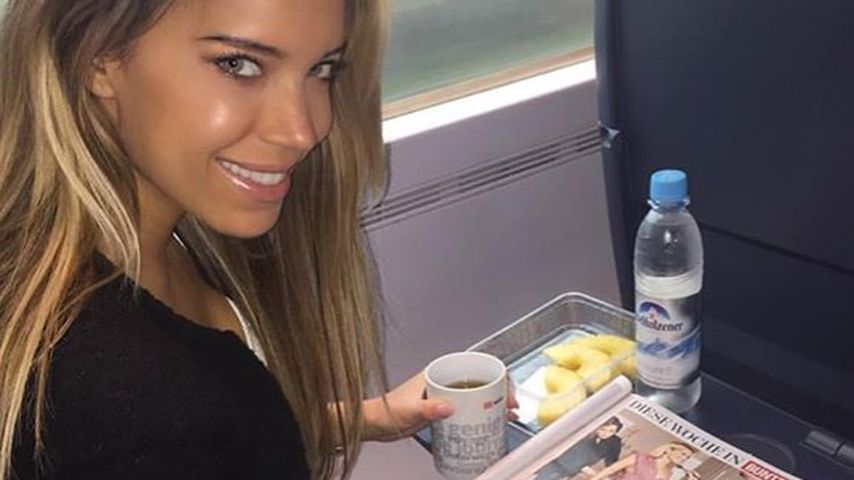 Reisen mit Sylvie Meis: Top gestylt & entspannt!