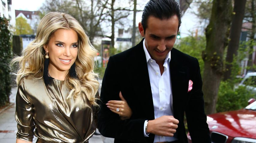 Seit Verlobung: Sylvie Meis & Verlobter lieben die Paparazzi