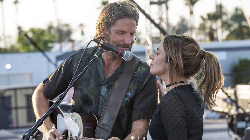 "Bradley Cooper als Jackson und Lady Gaga als Ally in ""A Star Is Born"""