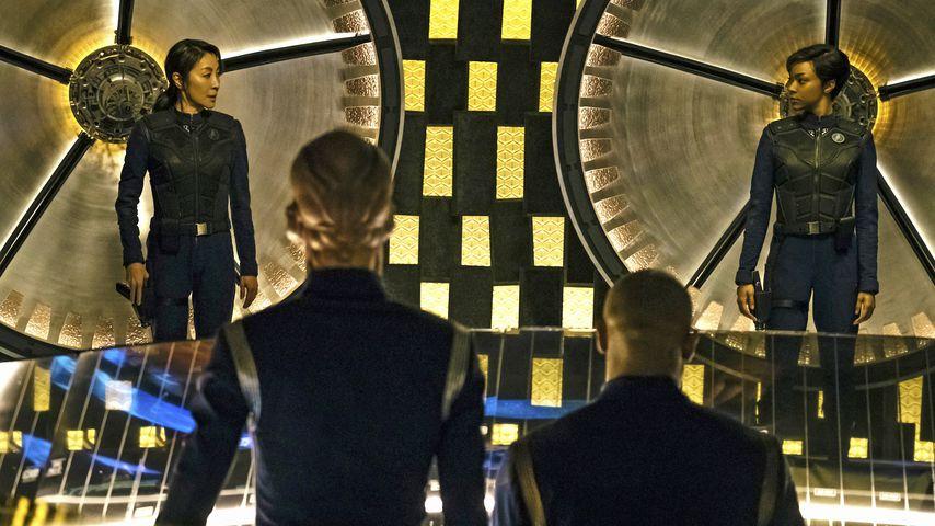 "Szene aus der Serie ""Star Trek: Discovery"""