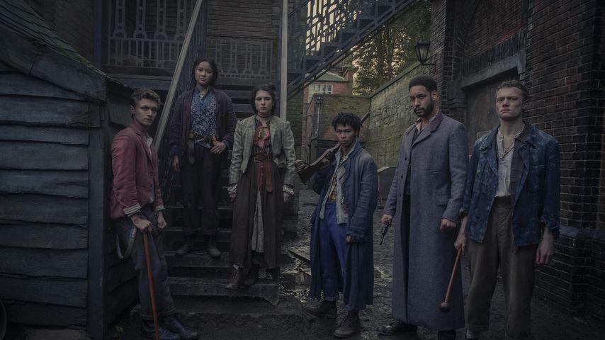 """Szene aus """"Die Bande aus der Bakerstreet"""""""