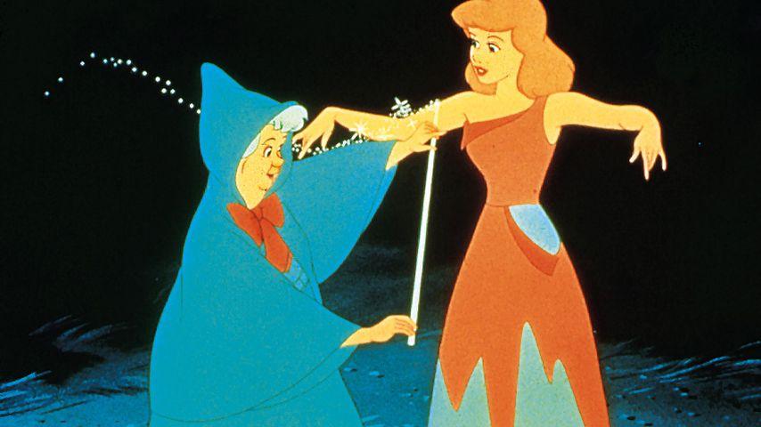 """Szene aus Disneys """"Cinderella"""""""