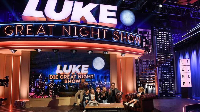 "Luke Mockridge in ""LUKE! Die Greatnightshow"""
