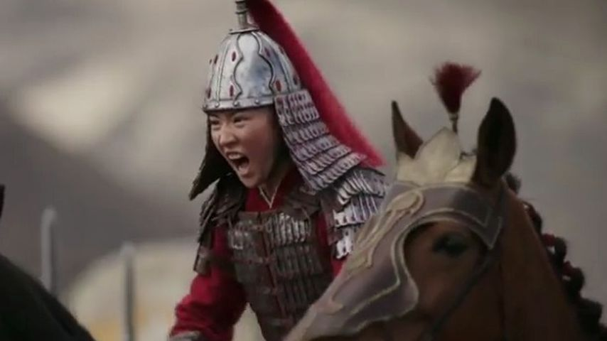 """Disneys Realverfilmung von """"Mulan"""": Erster Trailer ist da!"""