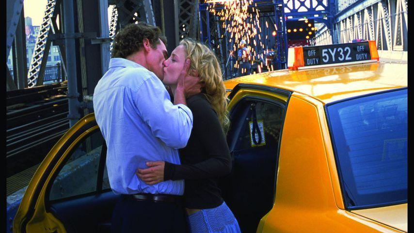 """Szene aus """"Wie werde ich ihn los – in 10 Tagen?"""" mit Matthew McConaughey und Kate Hudson"""
