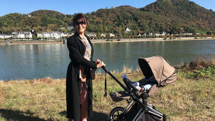 Erstes Baby mit 47: Will Tabea Heynig noch mehr Kinder?