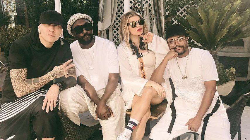Reunion-Party: Fergie & Black Eyed Peas wiedervereint!