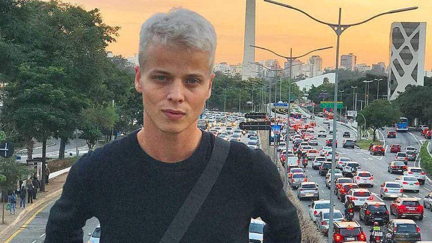 Tales Soares in São Paulo
