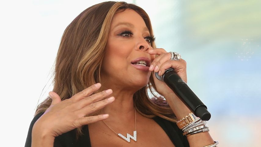 Talkmasterin Wendy Williams in New York City