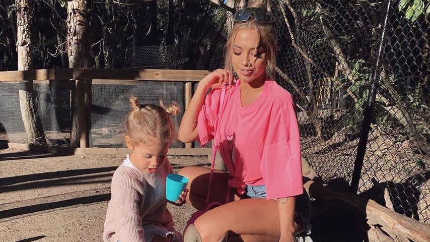 Tammy Hembrow und ihre Tochter Saskia