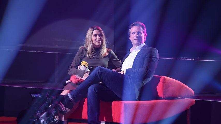 Tanja Szewczenko und ihr Mann Norman