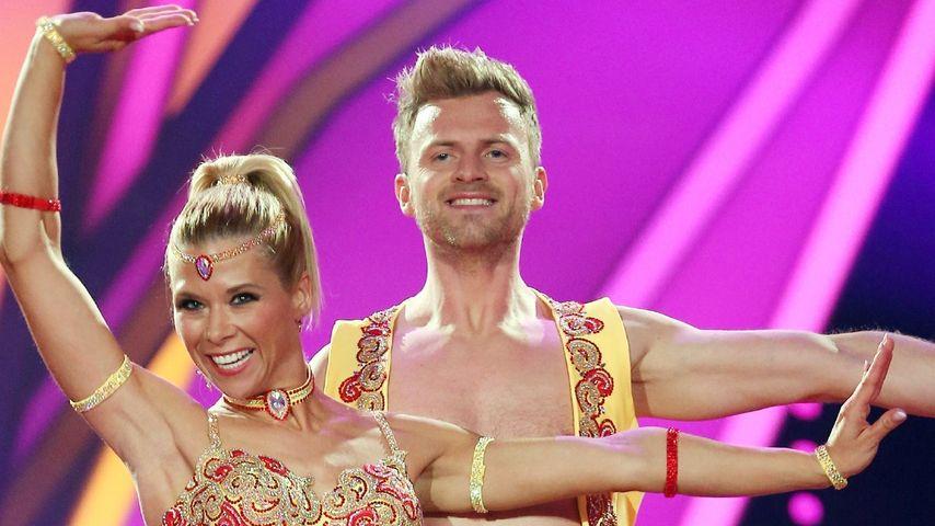 Tanja Szewczenko und Willi Gabalier bei Let's Dance