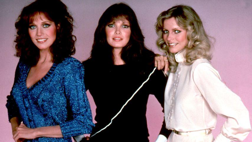 """Tanya Roberts, Jaclyn Smith und Cheryl Ladd als """"Drei Engel für Charlie"""""""