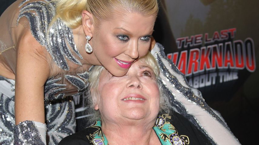Tara Reid und ihre Mutter Donna 2018 in Los Angeles