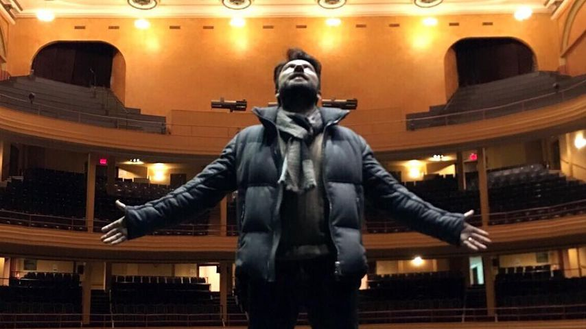 Tarkan im Hammerstein Ballroom in New York City