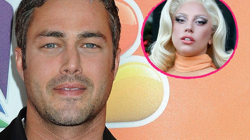 """Taylor Kinney: """"Lady GaGa schlug mich beim ersten Kuss!"""""""